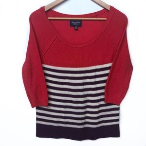 AMERICAN EAGLE OUTFITTERS Light Wool Sweater Sz Sm